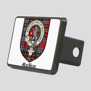 MacBean Clan Crest Tartan Rectangular Hitch Cover