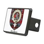 MacBean Clan Crest Tartan Rectangular Hitch Cover