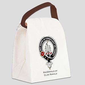 MacDonald-CR Canvas Lunch Bag