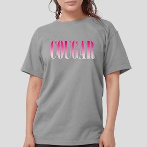 Cougar Womens Comfort Colors Shirt