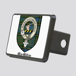 MacMillan Clan Crest Tartan Rectangular Hitch Cove