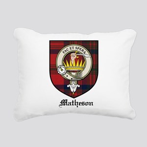 MathesonCBT Rectangular Canvas Pillow