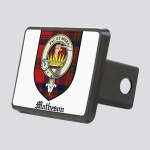 MathesonCBT Rectangular Hitch Cover