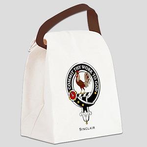 Sinclair Canvas Lunch Bag