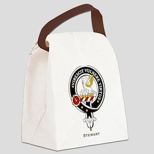 Stewart Canvas Lunch Bag