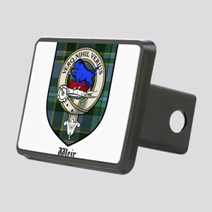 Weir Clan Crest Tartan Rectangular Hitch Cover