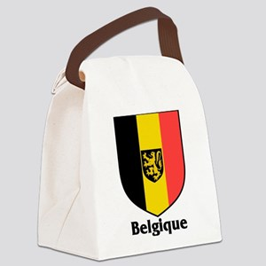 Belgique Canvas Lunch Bag