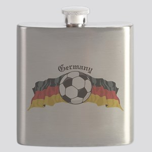 GermanySoccer Flask