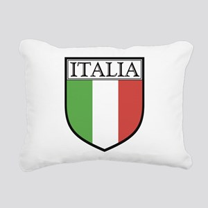 Italian Rectangular Canvas Pillow