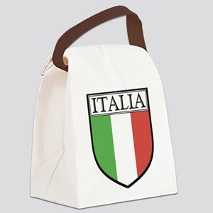 Italian Canvas Lunch Bag