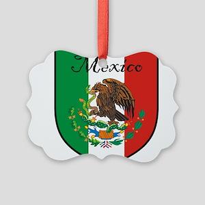 mexicoshield Picture Ornament