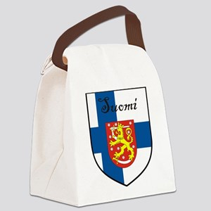 SuomiShield Canvas Lunch Bag
