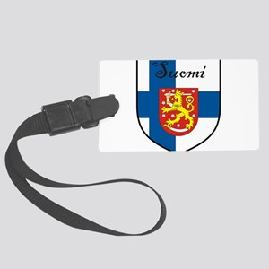 SuomiShield Large Luggage Tag