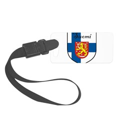 SuomiShield.jpg Luggage Tag
