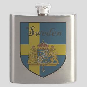 SwedenSHIELD Flask