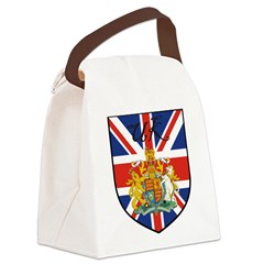 uk-transp Canvas Lunch Bag