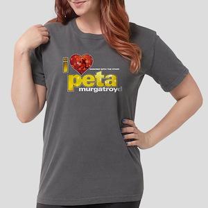 I Heart Peta Murgatroyd Womens Comfort Colors Shir