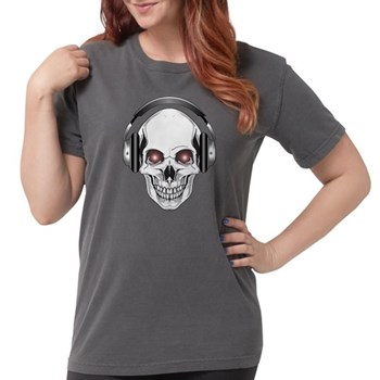 bdaa6c1165ce8 Red Eye DJ Skull Bone - - Whee! Design
