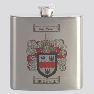 McCormick Family Crest Flask