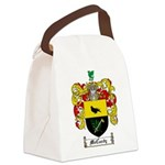 McCurdy Family Crest Canvas Lunch Bag