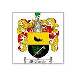 McCurdy Family Crest Square Sticker 3