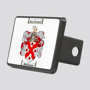 McFarland Family Crest Rectangular Hitch Cover