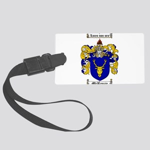 McKenzie Family Crest Large Luggage Tag