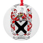 Middleton Family Crest Round Ornament