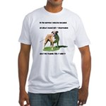 Disappeared Fitted T-Shirt
