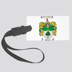 Murphy Family Crest Large Luggage Tag