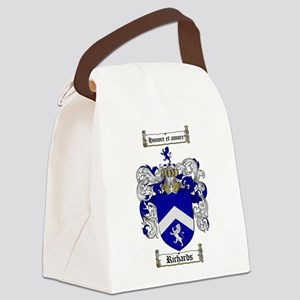 Richards Coat of Arms Canvas Lunch Bag