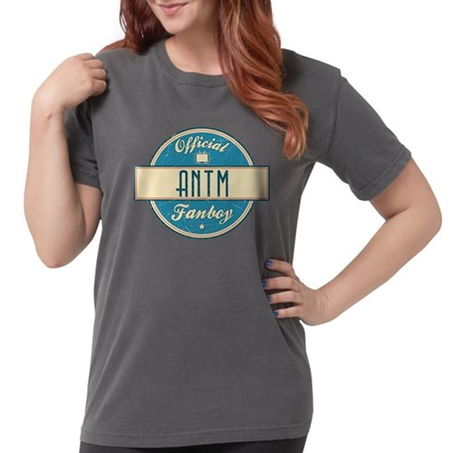 Official ANTM Fanboy Womens Comfort Colors Shirt