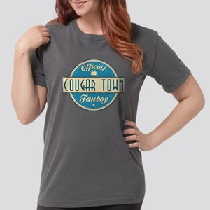 Official Cougar Town Fanboy Womens Comfort Colors