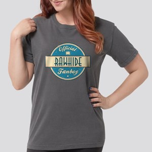 Official Rawhide Fanboy Womens Comfort Colors Shir