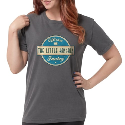Official The Little Rascals F Womens Comfort Color