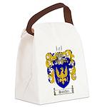 Sanchez Coat of Arms Canvas Lunch Bag
