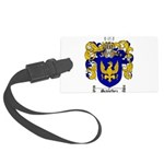 Sanchez Coat of Arms Large Luggage Tag