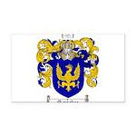 Sanchez Coat of Arms Rectangle Car Magnet