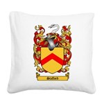 Stafford Coat of Arms Square Canvas Pillow