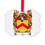 Stafford Coat of Arms Picture Ornament