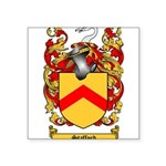Stafford Coat of Arms Square Sticker 3