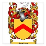 Stafford Coat of Arms Square Car Magnet 3