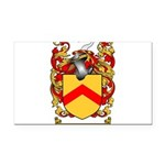 Stafford Coat of Arms Rectangle Car Magnet