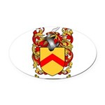 Stafford Coat of Arms Oval Car Magnet