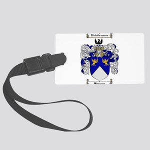 Stevens Coat of Arms Large Luggage Tag