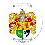 Sullivan Coat of Arms Round Car Magnet
