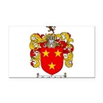 Sutherland Coat of Arms Rectangle Car Magnet
