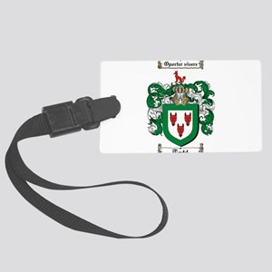 Todd Coat of Arms Large Luggage Tag