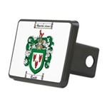 Todd Coat of Arms Rectangular Hitch Cover