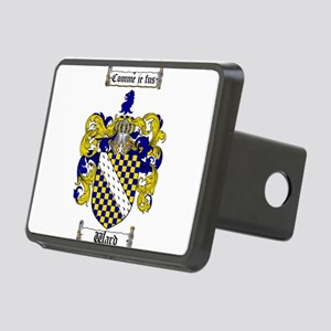 Ward Coat of Arms Rectangular Hitch Cover
